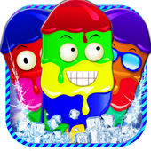 Ice Candy Maker! Kids Cooking Game icon