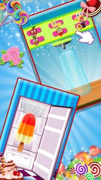 Ice Candy Maker! Kids Cooking Game screenshot 3