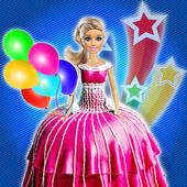 Princess Doll Cake Maker - DIY Cooking Kids icon