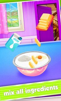 Princess Doll Cake Maker - DIY Cooking Kids screenshot 1