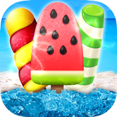 Ice Candy and Popsicle Maker icon