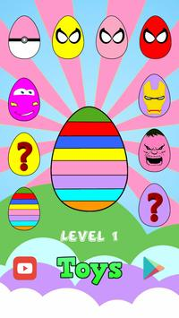 Surprise Eggs For Girls screenshot 1