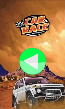 Desert Racing poster