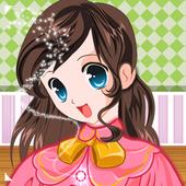 Girls Dressup Simulator icon