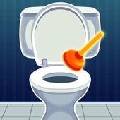 Bathroom & Toilet Clean Up icon