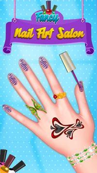 Fancy Nail Salon Simulator 2 poster