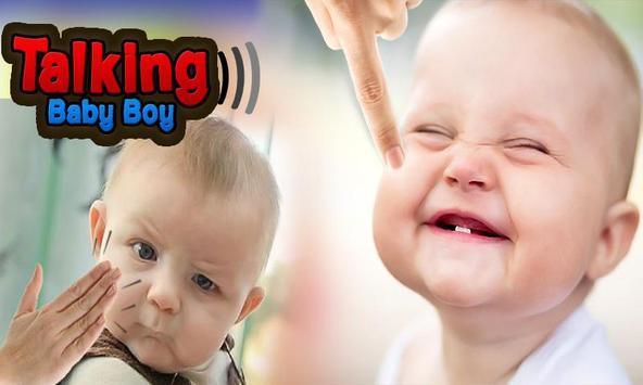 Talking Baby Boy poster