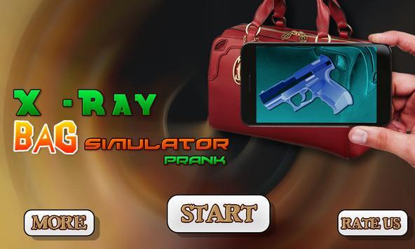 X-Ray Bag Simulator Prank poster