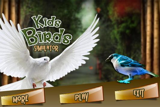 Kids Birds Simulator screenshot 8