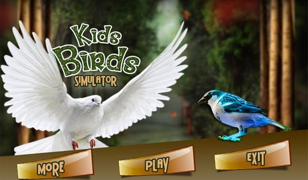 Kids Birds Simulator screenshot 13
