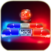 Police Siren & Lights Prank icon