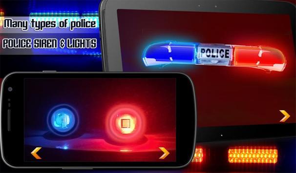 Police Siren & Lights Prank screenshot 10