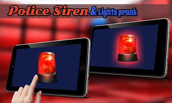 Police Siren & Lights Prank screenshot 3