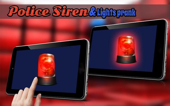 Police Siren & Lights Prank screenshot 7
