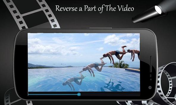 Reverse Movie Maker & Video Fun screenshot 3