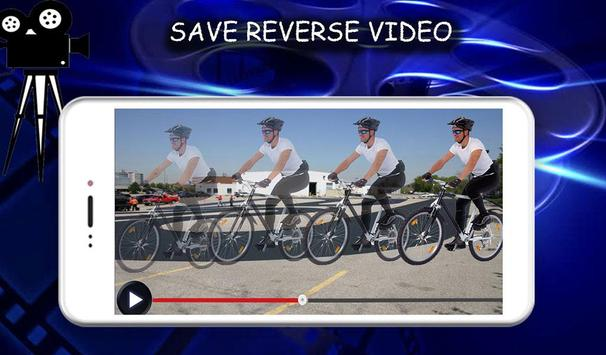 Reverse Movie Maker & Video Fun screenshot 10