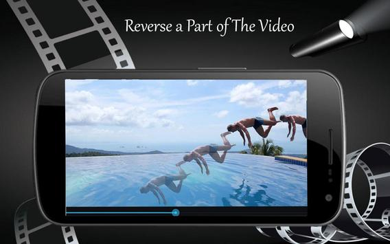 Reverse Movie Maker & Video Fun screenshot 7