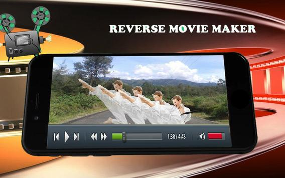 Reverse Movie Maker & Video Fun screenshot 5