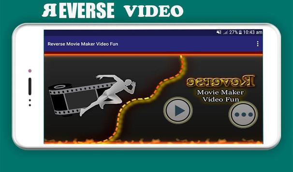 Reverse Movie Maker & Video Fun screenshot 8