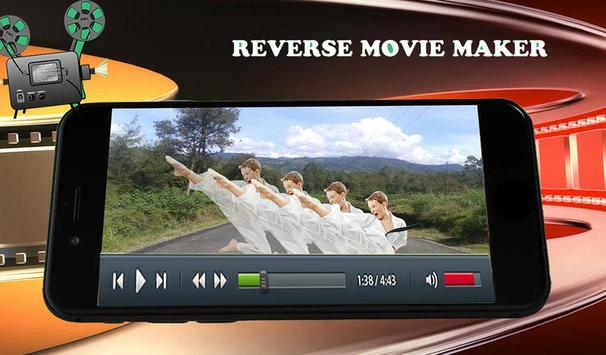 Reverse Movie Maker & Video Fun screenshot 9