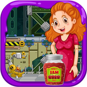 Moms Jam Factory cooking chef icon