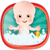 Mommy and Newborn Baby Care icon
