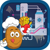 Potato Fries & Chips Factory icon