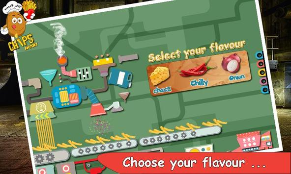 Potato Fries & Chips Factory screenshot 10