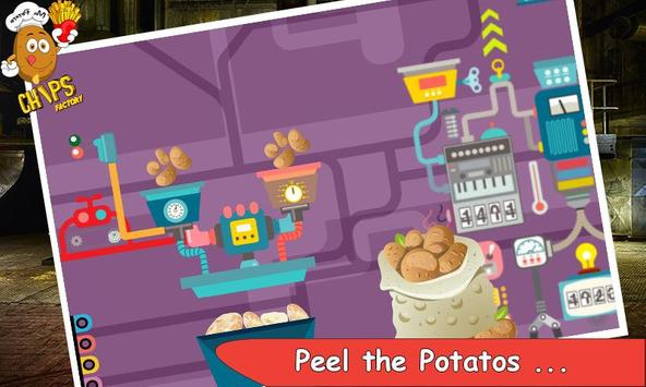 Potato Fries & Chips Factory screenshot 12