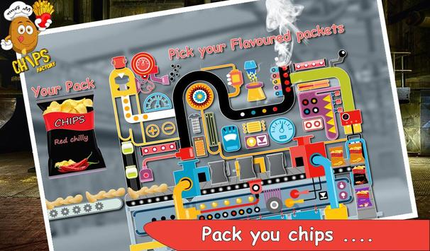 Potato Fries & Chips Factory screenshot 6