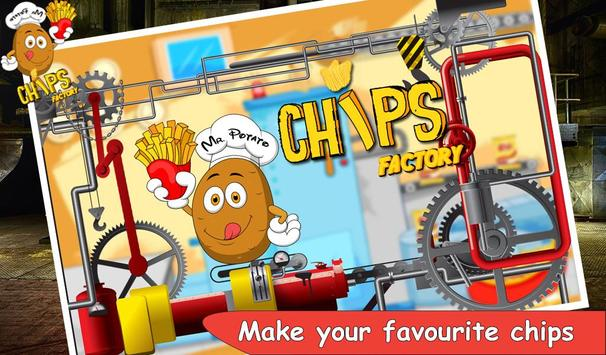 Potato Fries & Chips Factory screenshot 9