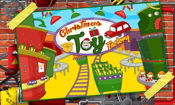 Santa's Christmas Toys Factory poster