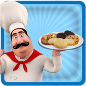 Creative Cookie fever Cooking icon