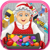 Granny's Gum & Candy factory icon