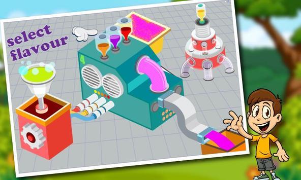 Granny's Gum & Candy factory apk screenshot