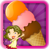 Ice Cream Maker Cooking Game
