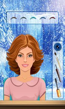 Icy princess makeover salon screenshot 2