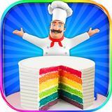 Rainbow Cake Maker 2