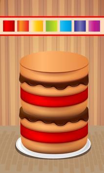 Rainbow Cake Maker screenshot 3
