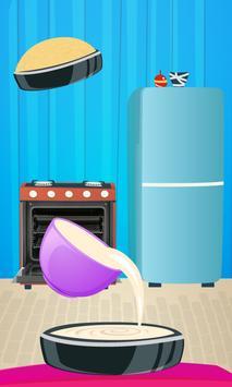 Rainbow Cake Maker screenshot 2