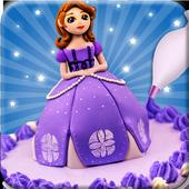 Wedding Doll Cake icon