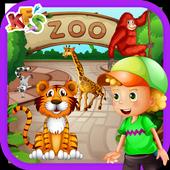 Kids Zoo Trip for Fun icon