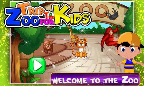 Kids Zoo Trip for Fun screenshot 3