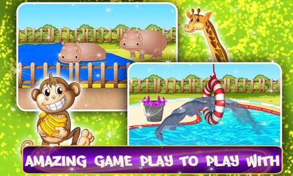 Kids Zoo Trip for Fun poster