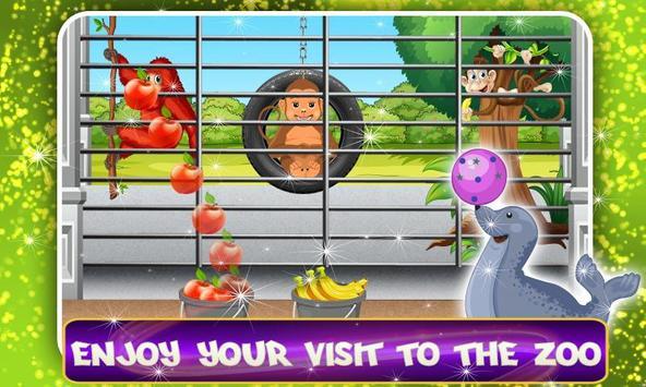 Kids Zoo Trip for Fun screenshot 2