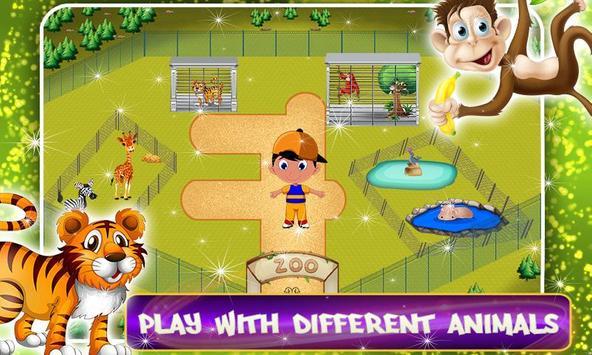Kids Zoo Trip for Fun screenshot 4