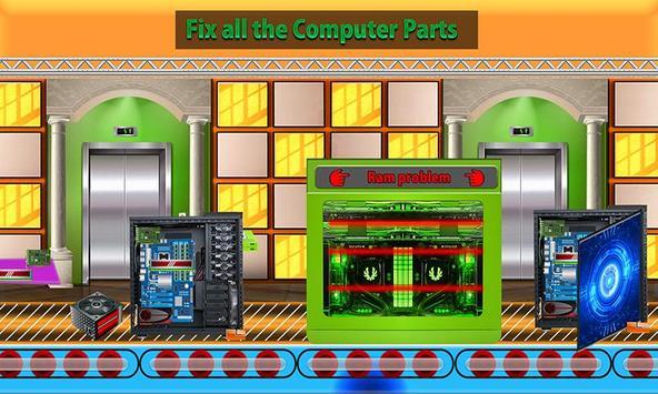 Computer Assembling Factory screenshot 2