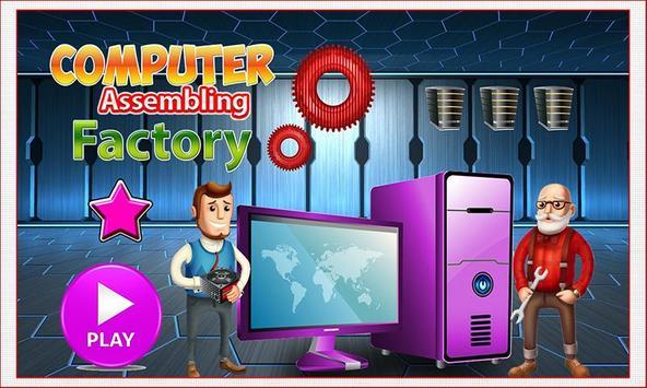 Computer Assembling Factory screenshot 4