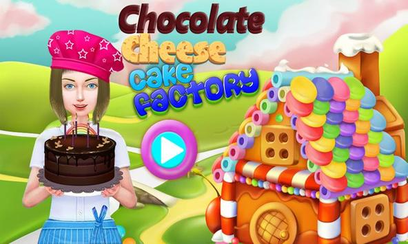 Chocolate Cheese Cake Factory poster