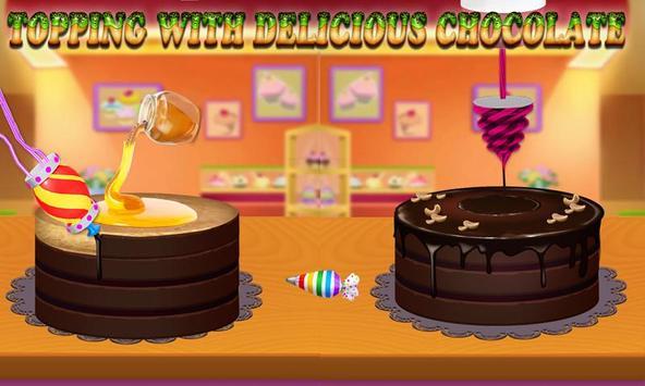 Chocolate Cheese Cake Factory screenshot 1